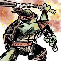 artist:annk char:michelangelo_(tmnt) game:teenage_mutant_ninja_turtles:_manhattan_missions // 1200x1200 // 406.0KB