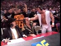 brian_christopher hat jerry_lawler jim_ross pointing suit wwf // 406x304 // 218.3KB