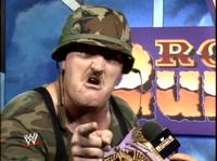 microphone pointing royal_rumble sgt._slaughter wwf // 421x315 // 199.1KB