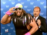 macho_man_randy_savage mean_gene_okerlund sunglasses wwf // 420x314 // 202.8KB