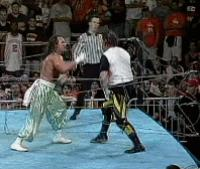 autoplay_gif barbed_wire born_to_be_wired ecw gif hurricanrana pin referee sabu terry_funk // 198x168 // 3.6MB