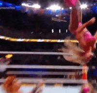 Becky_Lynch Charlotte_Flair autoplay_gif gif summerslam wwe // 188x180 // 1.1MB