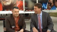 The_JBL_And_Cole_Show john_bradshaw_layfield michael_cole smiling suit wwe // 854x480 // 517.9KB