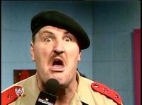 hat microphone sgt._slaughter wrestlemania wwf // 406x304 // 160.4KB