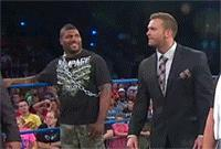 Magnus Rampage_Jackson autoplay_gif gif impact_wrestling smiling suit tna // 200x135 // 1018.7KB