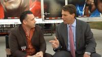 The_JBL_And_Cole_Show john_bradshaw_layfield michael_cole pointing suit wwe // 854x480 // 511.5KB