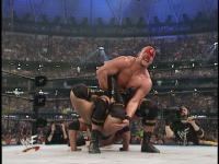 blood sharpshooter stone_cold_steve_austin the_rock wrestlemania wwf // 640x480 // 78.9KB