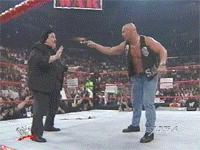 Raw autoplay_gif fuck_you gif middle_finger paul_bearer pointing stone_cold_steve_austin stunner suit wwf // 200x150 // 2.8MB