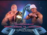 backlash brock_lesnar john_cena match_card wwe // 960x720 // 719.7KB