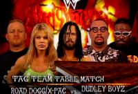 bubba_ray_dudley devon dudley_boyz frowning glasses judgment_day match_card road_dogg sean_waltman tori wwf x_pac // 720x491 // 444.0KB
