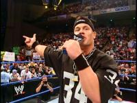 No_mercy chain headband john_cena microphone pointing wwe // 424x318 // 245.8KB