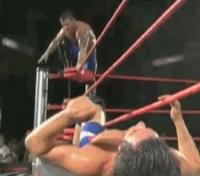 Border_Wars Davey_Richards double_foot_stomp gif paul_london ring_of_honor // 325x287 // 2.1MB