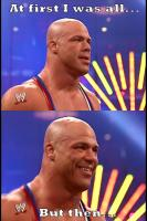 at_first_i_was_like_but_then_i kurt_angle macro smiling wrestlemania wwe // 412x616 // 331.9KB