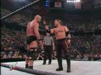 chris_jericho earl_hebner fuck_you middle_finger no_way_out referee stone_cold_steve_austin // 267x200 // 11.4KB