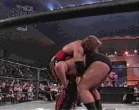 Big_Show Souled_Out autoplay_gif gif jackknife_powerbomb kevin_nash powerbomb referee the_giant wcw // 200x158 // 3.6MB