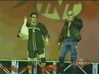 Boogie_Knights Dancing Disco_Inferno alex_wright autoplay_gif gif monday_nitro sunglasses wcw // 200x150 // 3.9MB