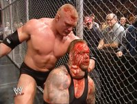 No_mercy blood brock_lesnar undertaker wwe // 1010x764 // 1.8MB