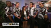 Brad_Maddox Raw aj_lee black_ref justin_king referee wwe // 720x402 // 93.8KB