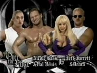 debra jeff_jarrett match_card nicole_bass over_the_edge val_venis wwf // 640x480 // 36.6KB