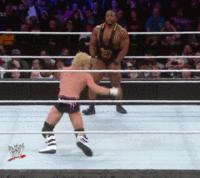 autoplay_gif belly_to_belly_suplex big_e dolph_ziggler gif main_event referee suplex wwe // 200x178 // 1.5MB