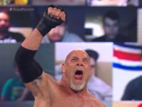 goldberg royal_rumble wwe yelling // 424x318 // 175.3KB