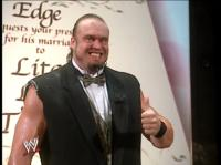 Raw gene_snitsky smiling suit thumbs_up wwe // 423x317 // 155.3KB