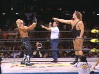 Big_Show Hog_Wild hulk_hogan jimmy_hart pointing referee the_giant wcw // 424x318 // 215.6KB