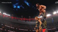Baron_Corbin Becky_Lynch Lacey_Evans Seth_Rollins extreme_rules frogsplash gif leg_drop table wwe // 500x275 // 2.9MB