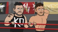 Finn_Balor Kevin_Owens Story_Time kevin_steen wwe // 890x501 // 381.7KB