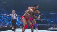 autoplay_gif damien_sandow ezekiel_jackson gif side_russian_leg_sweep smackdown wwe // 199x112 // 2.8MB