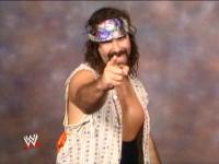 cactus_jack headband mick_foley nwa pointing wcw // 424x318 // 177.1KB