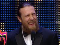 WWE_Hall_Of_Fame_Induction_Ceremony daniel_bryan laughing smiling wwe // 424x318 // 205.5KB