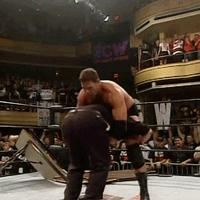 Awesome_Bomb autoplay_gif ecw gif mike_awesome one_night_stand powerbomb referee table wwe // 200x200 // 2.4MB