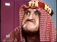 frowning royal_rumble sgt._slaughter wrestlemania wwf // 415x309 // 210.9KB