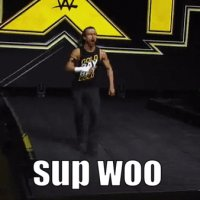 > >woo Adam_Cole Keith_Lee Pounce animated_macro gif nxt wwe // 338x338 // 3.5MB