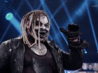 The_Fiend bray_wyatt gif mask smackdown waving wwe // 200x149 // 570.5KB
