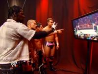 david_hart_smith evan_bourne fatal_4_way pointing r-truth the_hart_dynasty tv tyson_kidd wwe // 424x318 // 207.4KB