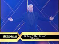 "Bobby_""The_Brain""_Heenan suit wrestlemania wwf // 640x480 // 69.3KB"