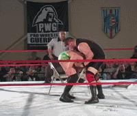 Joey_Ryan PWG Package_Piledriver autoplay_gif chair gif kevin_steen // 200x170 // 4.4MB