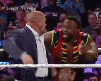 Dancing Raw autoplay_gif big_e clapping gif hunter_hearst_helmsley wwe wwe_tag_team_championship // 200x160 // 2.4MB