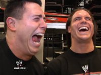 The_Dirt_Sheet john_morrison laughing smiling the_miz wwe // 424x318 // 176.2KB