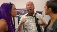 Dr._Shelby Raw bayley sasha_banks wwe yelling // 1920x1080 // 666.9KB