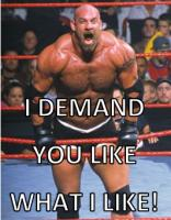 angry goldberg macro wwe yelling // 266x339 // 206.9KB