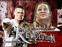 john_cena match_card new_year's_revolution umaga wwe // 953x720 // 1.1MB