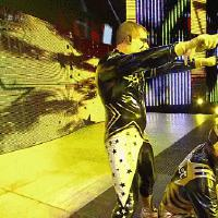 Raw Stardust autoplay_gif cody_rhodes crutch dustin_runnels gif goldust jey_uso pointing wwe // 200x200 // 2.5MB