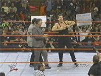 Raw autoplay_gif gerald_brisco gif pat_patterson suit vince_mcmahon wwf yelling // 200x150 // 3.1MB