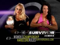 WWE_Women's_Championship match_card survivor_series trish_stratus victoria wwe // 300x224 // 114.2KB