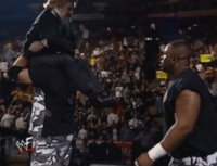 Raw autoplay_gif bubba_ray_dudley d-von_dudley dudley_boyz gif mae_young power_bomb table wwf // 256x197 // 1.3MB