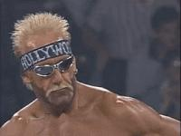 Halloween_Havoc autoplay_gif gif headband hulk_hogan smiling sunglasses wcw // 200x150 // 811.9KB
