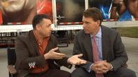 The_JBL_And_Cole_Show john_bradshaw_layfield michael_cole suit wwe // 854x480 // 511.1KB